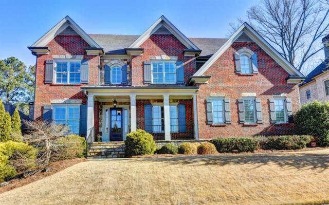 5256 Creek Walk Circle, Peachtree Corners, GA 30092 (MLS #5951732) :: North Atlanta Home Team