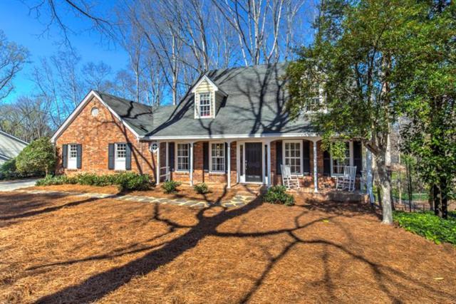 340 Thornwood Drive, Sandy Springs, GA 30328 (MLS #5951735) :: North Atlanta Home Team