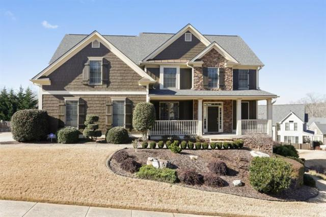 4961 Shallow Creek Trail NW, Kennesaw, GA 30144 (MLS #5951742) :: North Atlanta Home Team