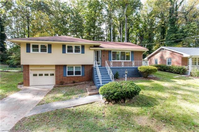 2741 S Clark Drive, East Point, GA 30344 (MLS #5951806) :: North Atlanta Home Team