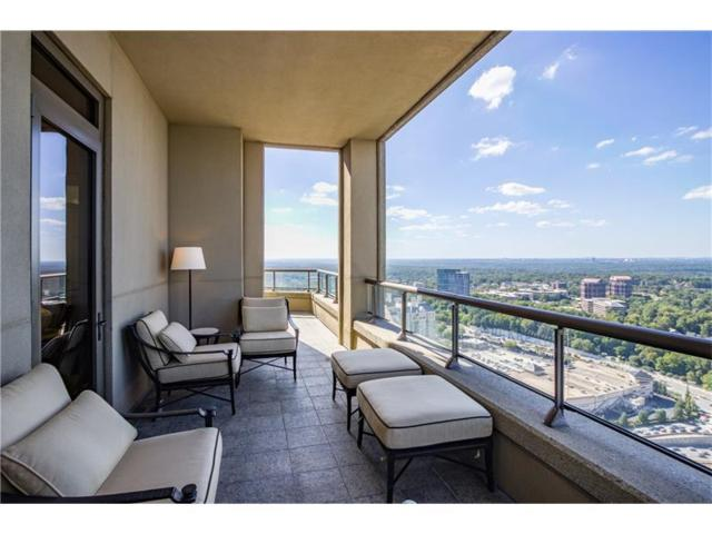 3376 Peachtree Road NE 47A, Atlanta, GA 30326 (MLS #5951829) :: The Justin Landis Group