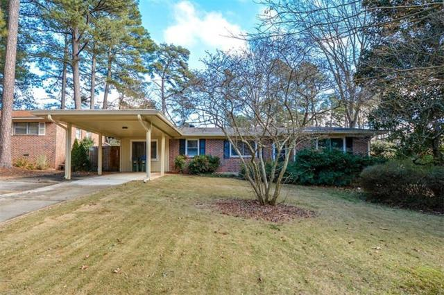 2504 Warwick Circle NE, Atlanta, GA 30345 (MLS #5951845) :: North Atlanta Home Team