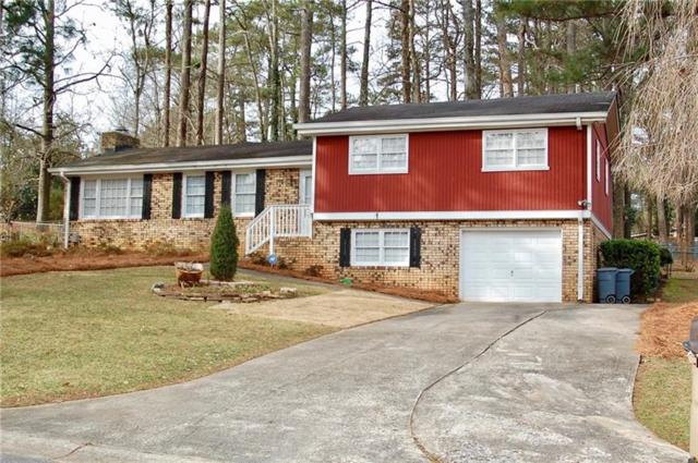 720 Shannon Lane, Woodstock, GA 30189 (MLS #5951909) :: RE/MAX Paramount Properties