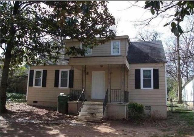 1115 Oak Knoll Terrace, Atlanta, GA 30315 (MLS #5951958) :: RE/MAX Prestige