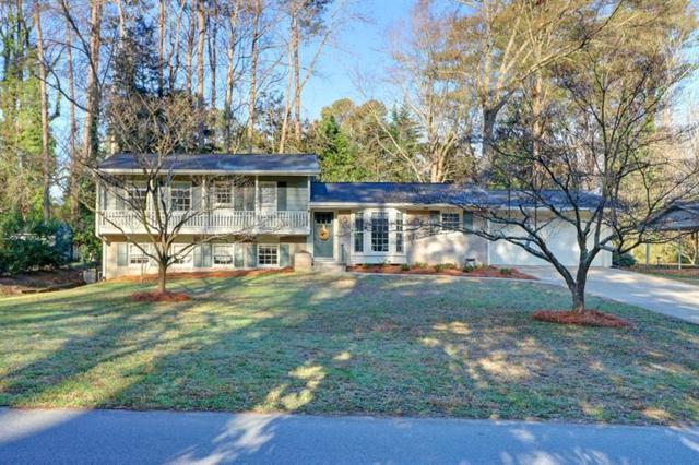 6536 Wright Road, Sandy Springs, GA 30328 (MLS #5952087) :: North Atlanta Home Team