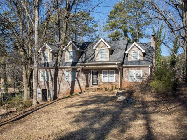 1300 Springwood Lane, Acworth, GA 30102 (MLS #5952219) :: North Atlanta Home Team