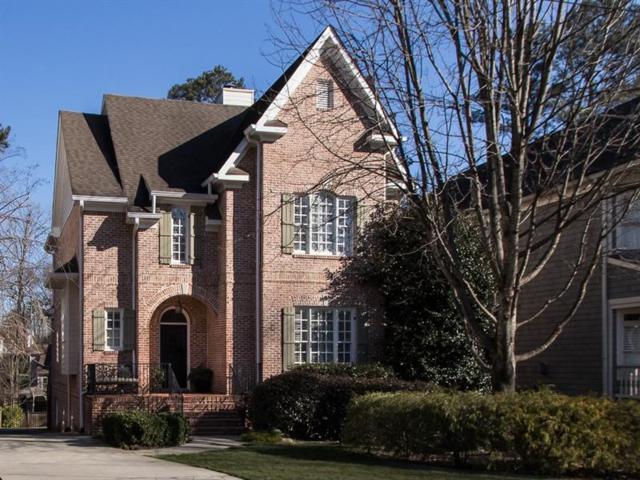 2445 Oostanaula Drive NE, Brookhaven, GA 30319 (MLS #5952263) :: North Atlanta Home Team