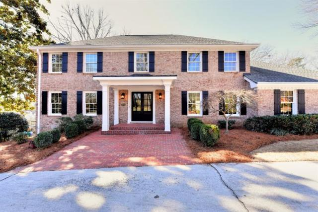 5610 Trowbridge Drive, Dunwoody, GA 30338 (MLS #5952283) :: RE/MAX Paramount Properties