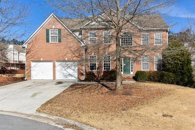3502 Owens Valley Trace NW, Kennesaw, GA 30152 (MLS #5952311) :: North Atlanta Home Team
