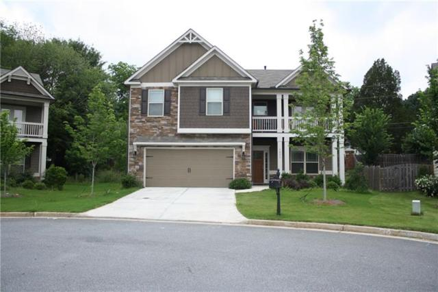 1621 Lake Holcomb Lane, Marietta, GA 30062 (MLS #5952325) :: Kennesaw Life Real Estate