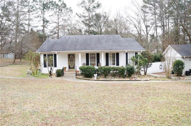 4799 Cemetery Road, Acworth, GA 30101 (MLS #5952378) :: North Atlanta Home Team