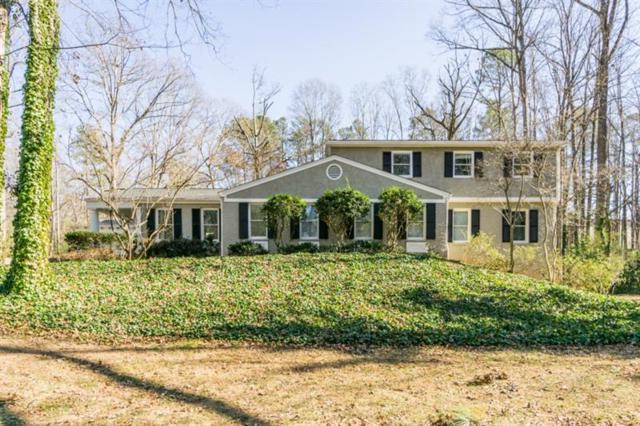 7185 Brandon Mill Road, Sandy Springs, GA 30328 (MLS #5952383) :: North Atlanta Home Team