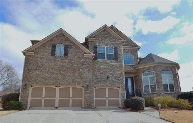 492 Fouse Court, Marietta, GA 30066 (MLS #5952394) :: Kennesaw Life Real Estate