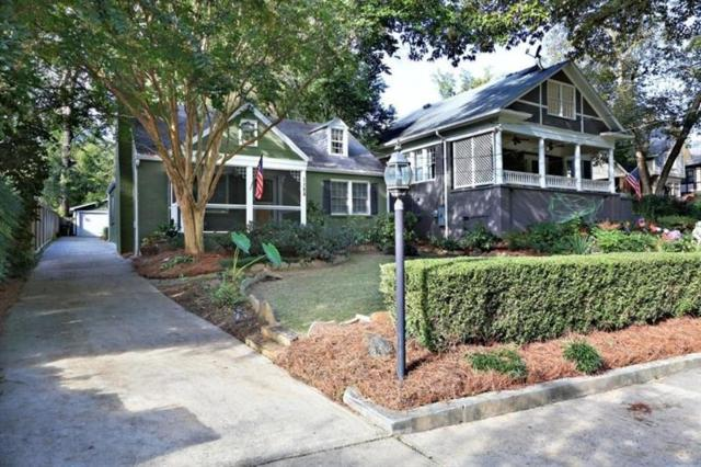 1388 N Morningside Drive NE, Atlanta, GA 30306 (MLS #5952446) :: North Atlanta Home Team
