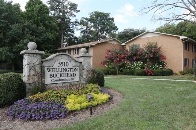 3510 Roswell Road NW M4, Atlanta, GA 30305 (MLS #5952507) :: RE/MAX Prestige