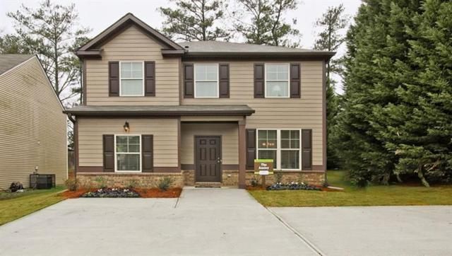3740 Shenfield Drive, Union City, GA 30291 (MLS #5952509) :: Carr Real Estate Experts