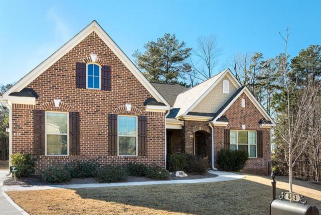 618 Atlas Place, Holly Springs, GA 30114 (MLS #5952550) :: North Atlanta Home Team