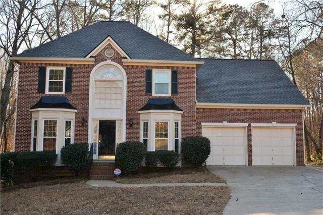 1266 Harwick Knolls, Marietta, GA 30066 (MLS #5952660) :: North Atlanta Home Team