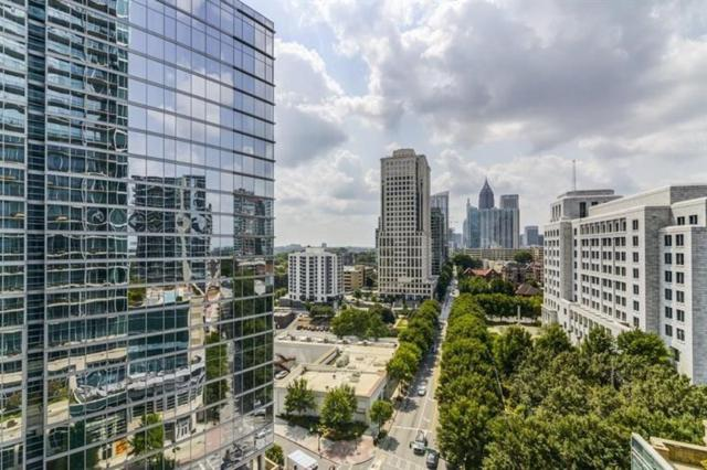 1080 Peachtree Street NE #1209, Atlanta, GA 30309 (MLS #5952661) :: The Zac Team @ RE/MAX Metro Atlanta