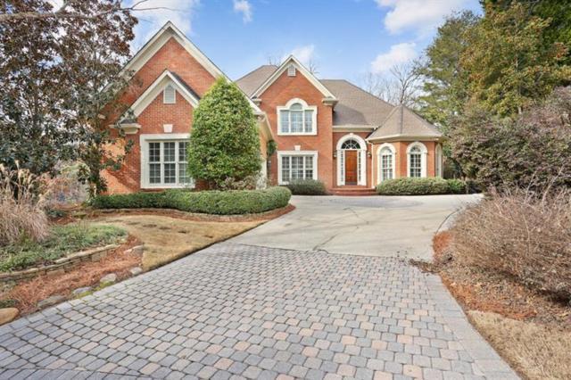4070 Paran Pointe Drive NW, Atlanta, GA 30327 (MLS #5952677) :: Carr Real Estate Experts
