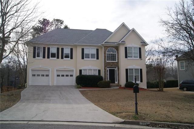 315 Green Way, Johns Creek, GA 30097 (MLS #5952784) :: Kennesaw Life Real Estate
