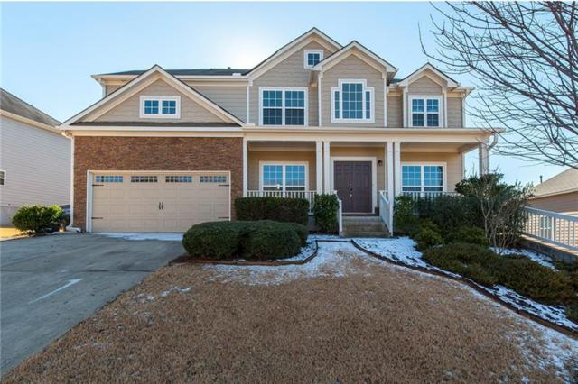 205 Sawtooth Court, Canton, GA 30114 (MLS #5952826) :: Path & Post Real Estate