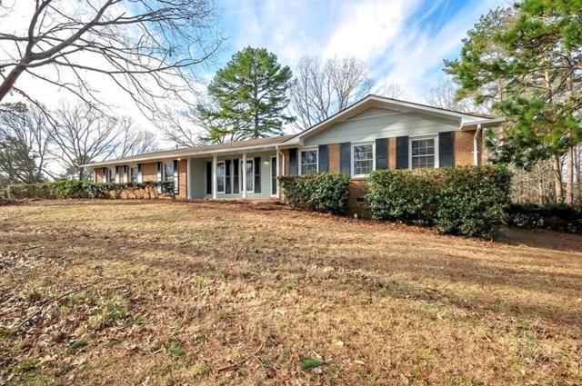 110 Summit Ridge Circle SE, Cartersville, GA 30120 (MLS #5952834) :: RE/MAX Prestige