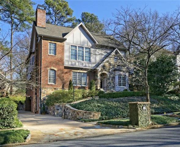 1615 N Pelham Road NE, Atlanta, GA 30324 (MLS #5952866) :: North Atlanta Home Team