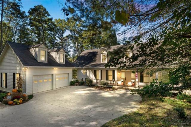 196 River Oaks Terrace, Ellijay, GA 30536 (MLS #5952884) :: Carr Real Estate Experts