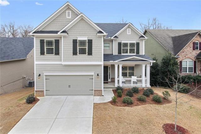 3402 Lynne Road, Powder Springs, GA 30127 (MLS #5952900) :: Kennesaw Life Real Estate