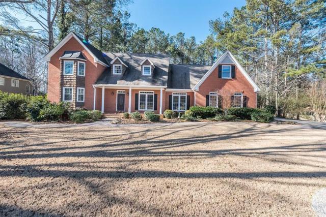 1196 Peyton Drive NW, Kennesaw, GA 30152 (MLS #5953098) :: Kennesaw Life Real Estate