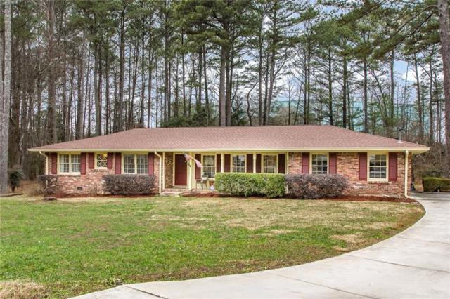 1936 Cameo Court, Tucker, GA 30084 (MLS #5953167) :: North Atlanta Home Team