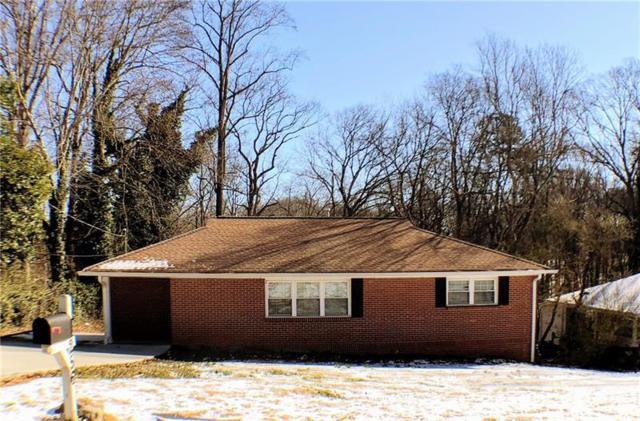 256 Indian Trail, Marietta, GA 30068 (MLS #5953274) :: Kennesaw Life Real Estate