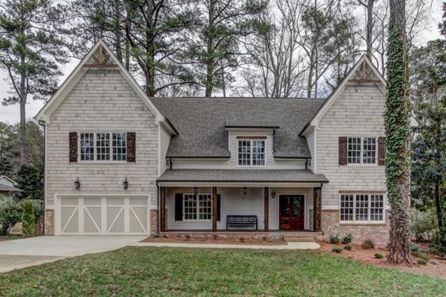 3269 Lee Street SE, Smyrna, GA 30080 (MLS #5953275) :: North Atlanta Home Team