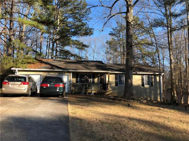 2744 Bent Creek Drive NW, Kennesaw, GA 30152 (MLS #5953336) :: Kennesaw Life Real Estate