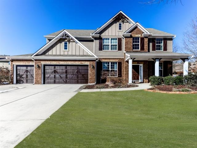 300 Ashgrove Court, Woodstock, GA 30188 (MLS #5953338) :: Kennesaw Life Real Estate