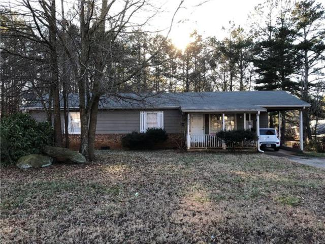 3020 Kennesaw Drive NW, Kennesaw, GA 30152 (MLS #5953339) :: Kennesaw Life Real Estate