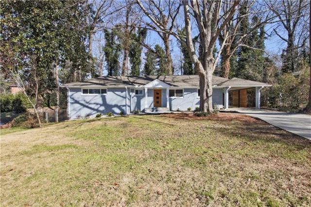 1302 Poplarcrest Circle, Atlanta, GA 30316 (MLS #5953497) :: North Atlanta Home Team