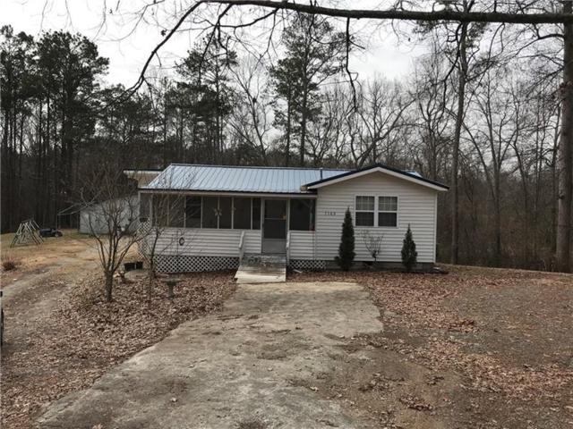 7169 Glade Road SE, Acworth, GA 30102 (MLS #5953512) :: Kennesaw Life Real Estate
