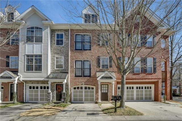 5450 Glenridge Park #1302, Sandy Springs, GA 30342 (MLS #5953561) :: Kennesaw Life Real Estate