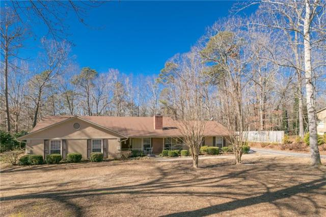 3552 NW Enchanted Lake Court NW, Conyers, GA 30012 (MLS #5953615) :: Carr Real Estate Experts