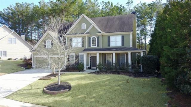 21 Gellmore Lane, Acworth, GA 30101 (MLS #5953684) :: Kennesaw Life Real Estate