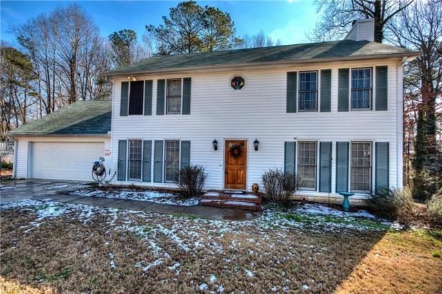 5121 Brownwood Drive, Powder Springs, GA 30127 (MLS #5953685) :: Kennesaw Life Real Estate