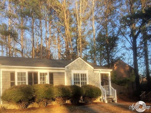 410 Water Oak Way SW, Marietta, GA 30008 (MLS #5953704) :: Kennesaw Life Real Estate