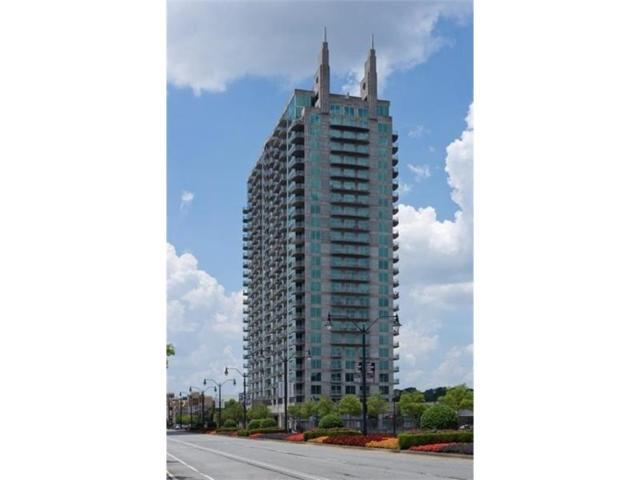 361 17th Street #820, Atlanta, GA 30363 (MLS #5953713) :: RCM Brokers