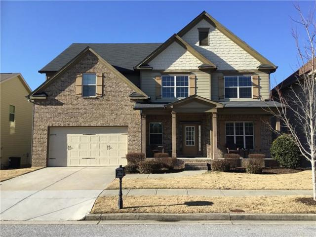 1068 Leybourne Cove, Lawrenceville, GA 30045 (MLS #5953770) :: Carr Real Estate Experts
