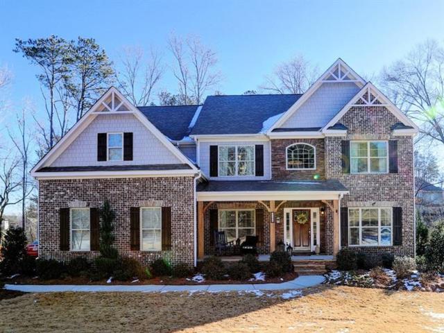 3390 Knight Road, Marietta, GA 30066 (MLS #5953786) :: Kennesaw Life Real Estate