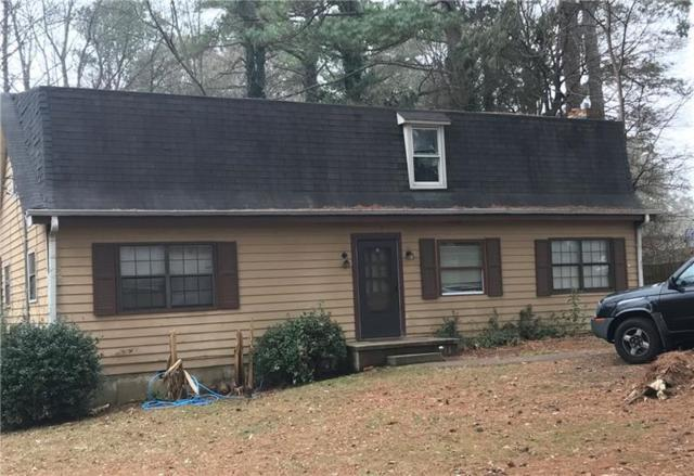 985 Merritt Road, Marietta, GA 30062 (MLS #5953834) :: The Zac Team @ RE/MAX Metro Atlanta