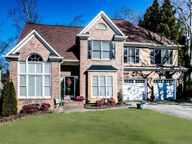 332 Ironhill Trace, Woodstock, GA 30189 (MLS #5953991) :: North Atlanta Home Team