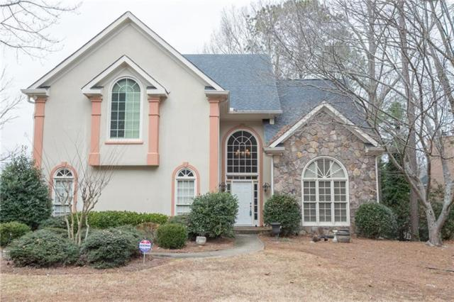 607 Delphinium Boulevard NW, Acworth, GA 30102 (MLS #5954320) :: North Atlanta Home Team
